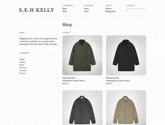 S.E.H. Kelly