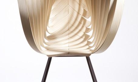 由美椅子 / Yumi Chair - Laura Kishimoto Design