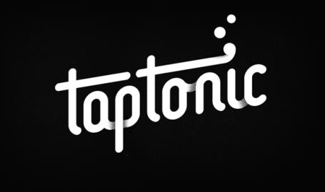 taptonic - 移动应用程序开发者商标设计