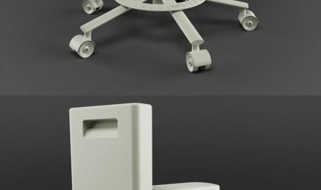 360转椅 - 3d图形设计