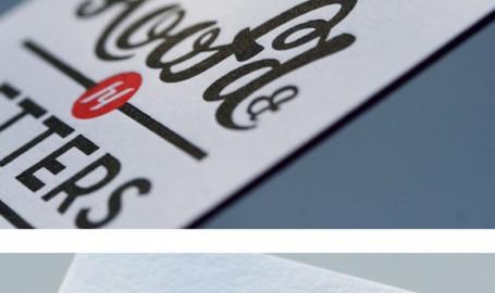 Hoofd&Letters - 商业名片设计