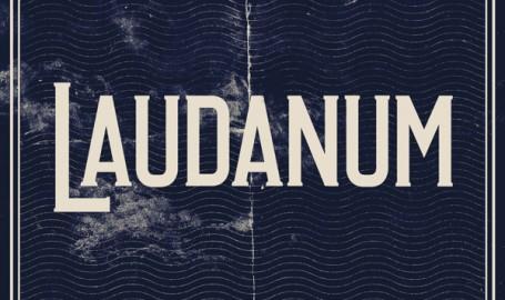 Laudanum(大写、小写字母、数字、特殊字符、TTF格式) - 字体设计