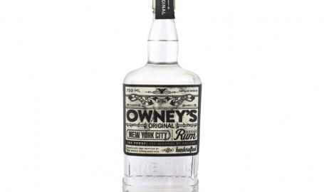 Owney's Rum - 包装设计