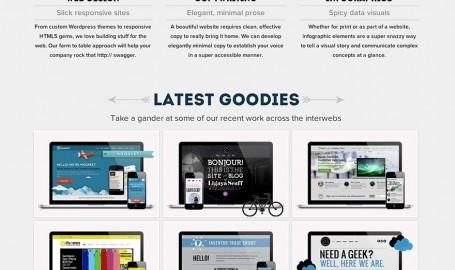 SoSweet! Creative v2.0 - 网页设计