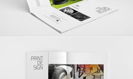 Unlimited 宣传册版式设计
