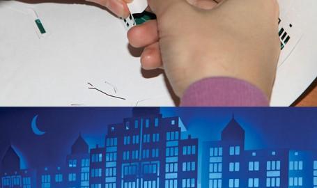 广告日历设计 - TOM DOM 2013