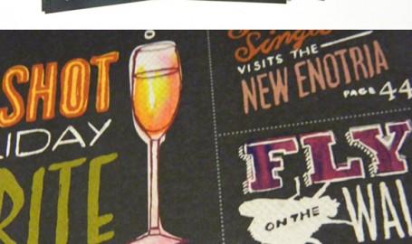 Edible Sacramento - 杂志封面设计