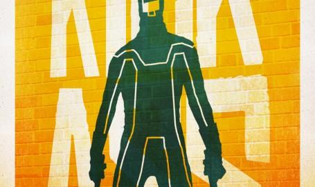 Kick Ass - 另类海报设计