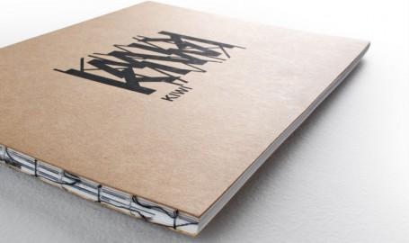 Kiwi 画册设计 - NOMON DESIGN 01