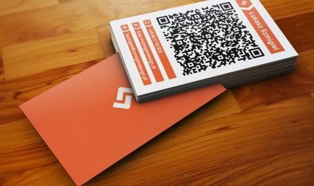 szmigielDESIGN - 数字二维码名片设计