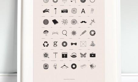 A Studio Life - 光雕海报设计
