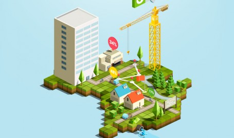 Blocks map creator - 地图套件图形设计