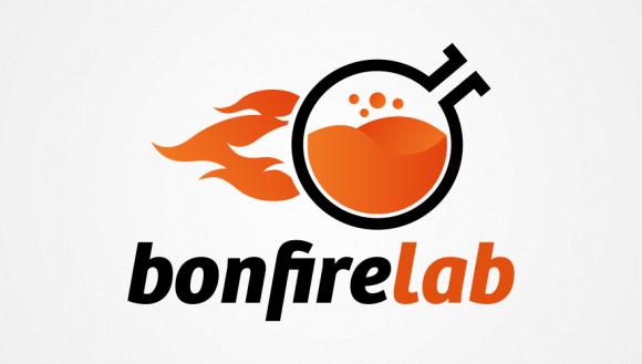 Bonfirelab – 标志设计 - 任刚 · Ren Gang 世界设计 · 设计世界