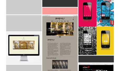 Creative Folklore - 网页设计