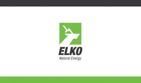 ELKO Natural Energy - 标志设计