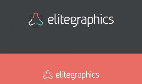 Elite Graphics - 标志设计