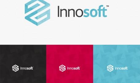 Innosoft - 软件公司品牌设计