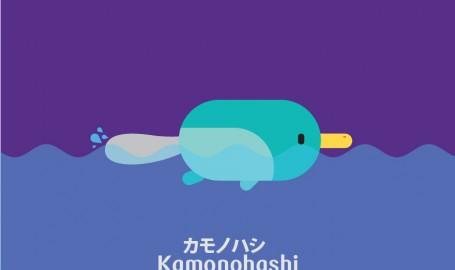 Kamonohashi Swimmers Club - 标志设计