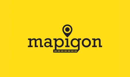 Mapigon - 标志设计