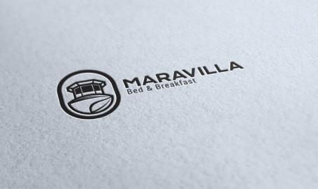 MaraVilla - 标志设计