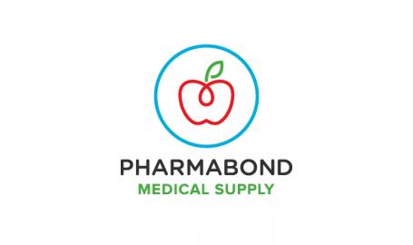 Pharmabond - 医药供应公司LOGO设计