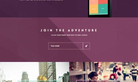 TriplAgent - 网页设计