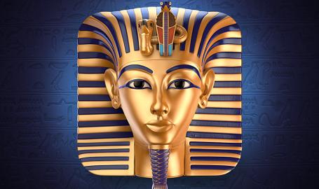 Tutankhamun Mask - 图标设计
