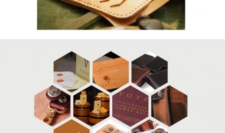 VOYEJ - 皮具品牌标志设计