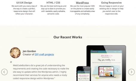 WebCodeBuilder - 官方网页设计