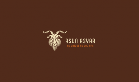 Asun Asyar, unused proposal.- 羊绒标志设计