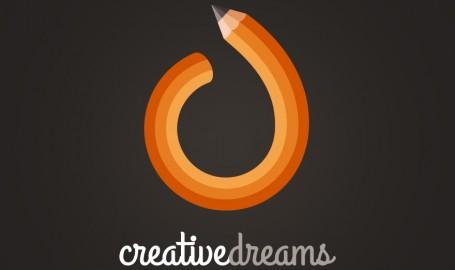 Creative Dreams - 标志设计