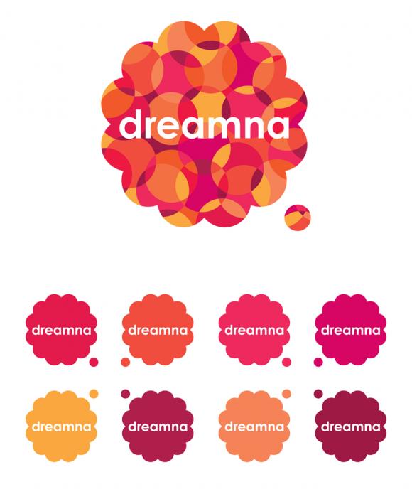 Dreamna LOGO DESIGN