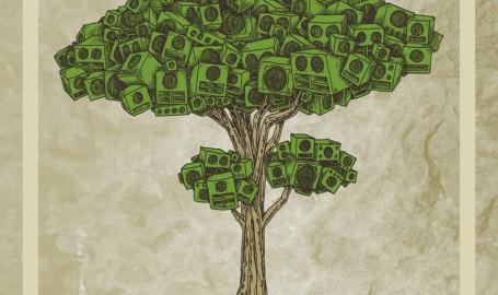 Green Noise - 数字插画