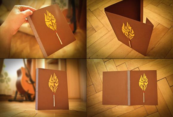 Light my fire – 封面设计 - 任刚 · Ren Gang 世界设计 · 设计世界