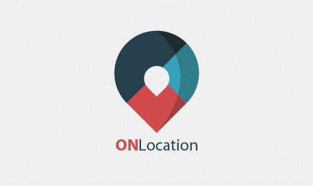 ONLocation - 标志设计