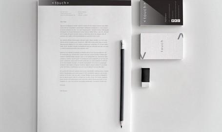 Touch Branding - 名片设计