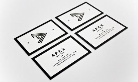 Apex Studio - 名片设计