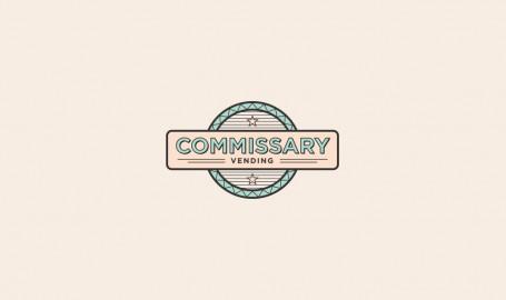 Commissary Vending - 标志设计