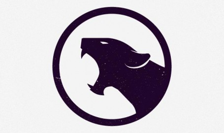 HMR (hear me roar) - 标志设计
