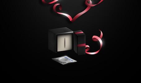 I love you - 字体图形设计
