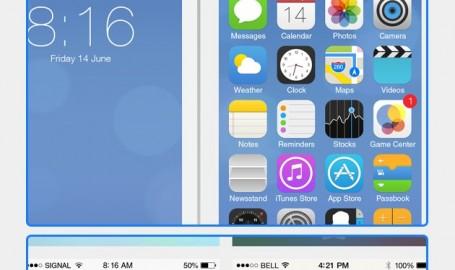 iOS7 - GUI素材包