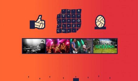 Muziekpark Festival 2013 - 网页设计