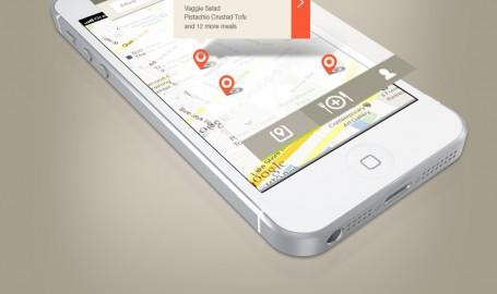Planteaters - 移动应用程序用户界面设计