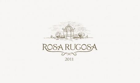 ROSA RUGOSA - 标志设计