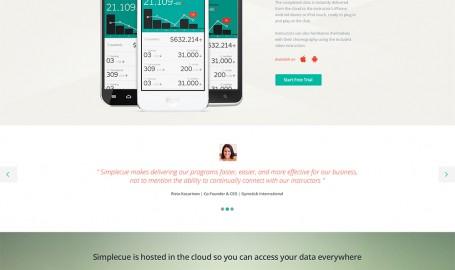 Simplecue - 主题模板设计