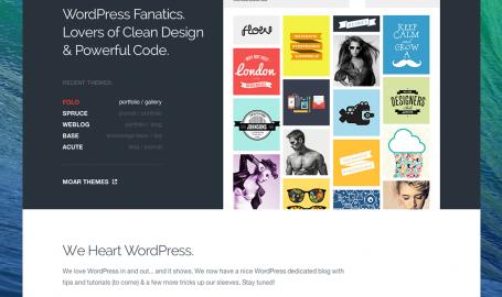 ThemeBeans - 网页设计