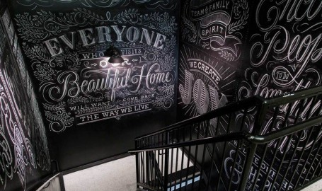 Beautiful Chalk Lettering - 图形设计