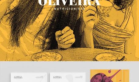 Camilla Oliveira - 品牌VI设计