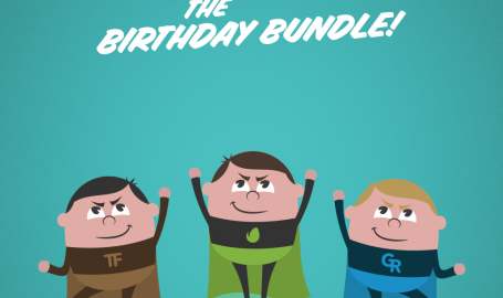 Envato Birthday Bundle 2013 - 广告Banner设计