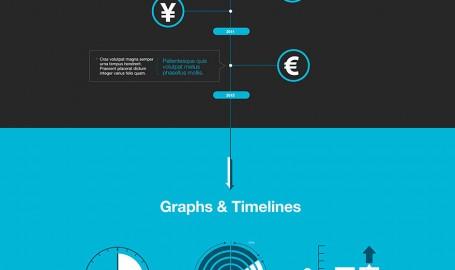 Graphik - 信息图表素材套件包